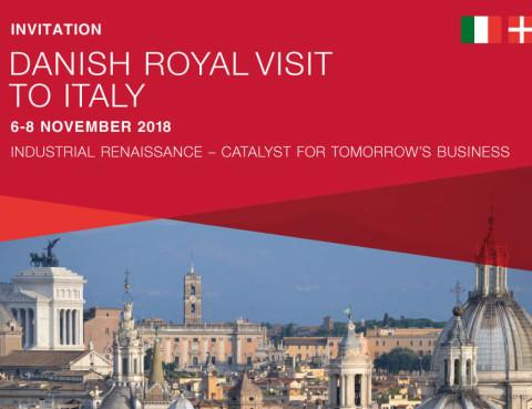 Delegazione danese | Roma