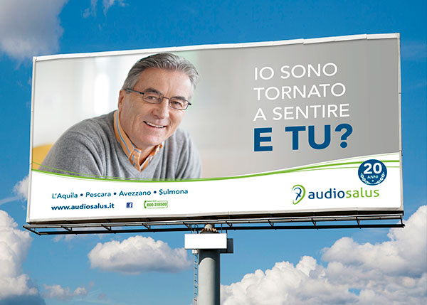 Campagna Promozionale | Campagna Promozionale Audiosalus