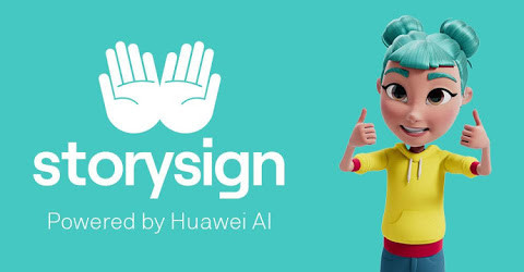 Story sign App Huawei