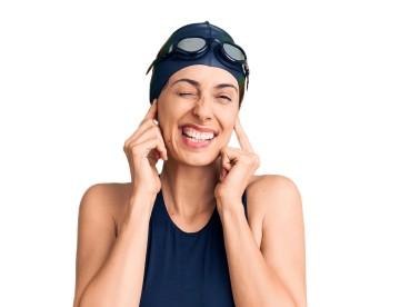 orecchio del nuotatore